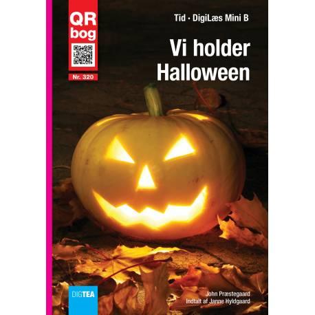 Vi holder Halloween: Tid