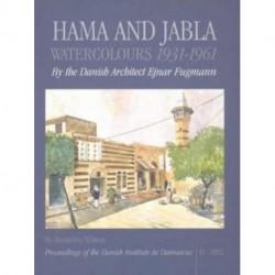 Hama & Gabla: Water-Colours 1932-1961 by the Danish Architect Ejnar Fugmann