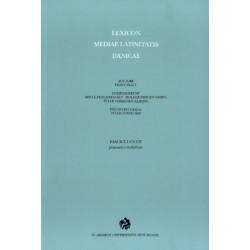 Lexicon Mediae Latinitatis Danicae: 7 Praeamo