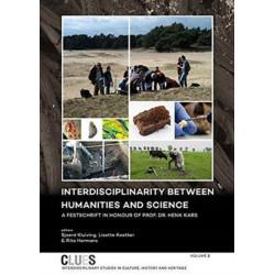 Interdisciplinarity between Humanities and Science: A Festschrift in honour of Prof. Dr. Henk Kars