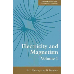 Electricity and Magnetism, Volumes 1 and 2