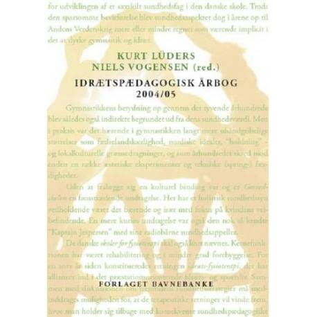 Idrætspædagogisk årbog (2004/05)