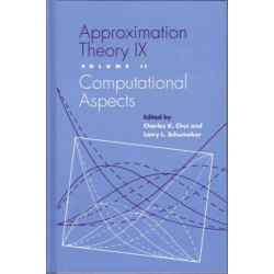 Approximation Theory 9th-v.1: International Symposium Proceedings