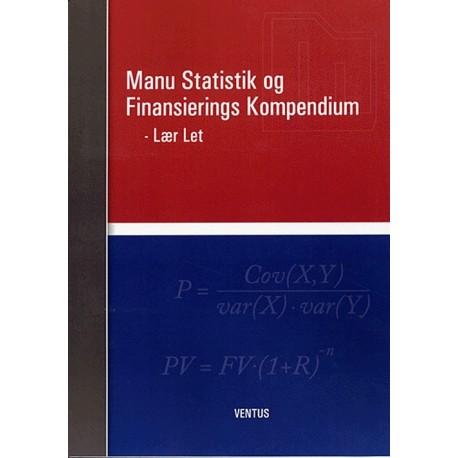 Manu Statistik og Finansierings Kompendium: lær let