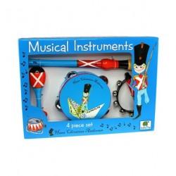 H.C. Andersen musikinstrumenter Den standhaftige tinsoldat
