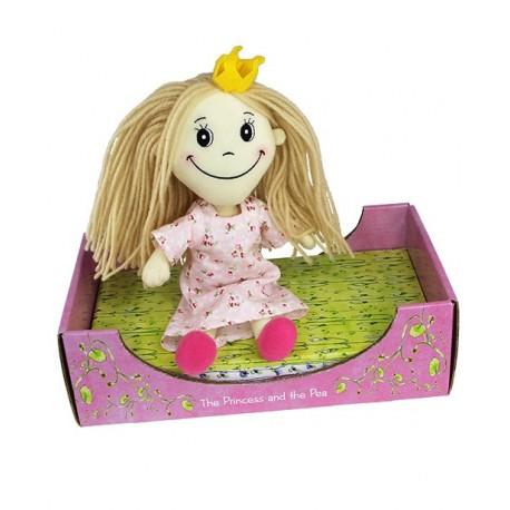 Prinsessen på Ærten, mini: Doll Box