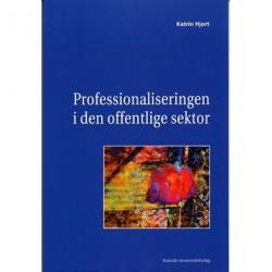 Professionaliseringen i den offentlige sektor