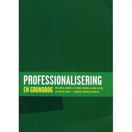 Professionalisering: en grundbog