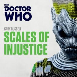 Doctor Who: Scales of Injustice: 3rd Doctor Novelisation
