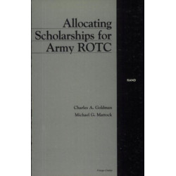 Allocating Scholarships for Army ROTC