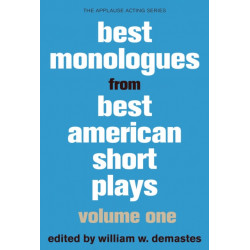 Best Monologues from Best American Short Plays