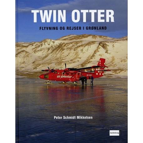 Twin Otter: flyvning og rejser i Grønland