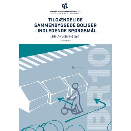 Tilgængelige sammenbyggede boliger - indledende spørgsmål
