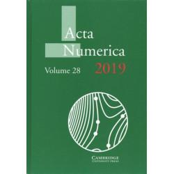 Acta Numerica 2019: Volume 28