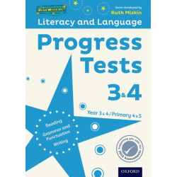 Read Write Inc. Literacy and Language: Years 3&4: Progress Tests 3&4