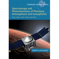 Spectroscopy and Photochemistry of Planetary Atmospheres and Ionospheres: Mars, Venus, Titan, Triton and Pluto