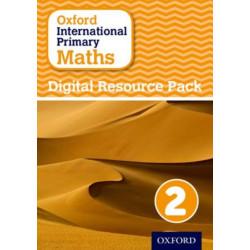 Oxford International Primary Maths: Digital Resource Pack 2
