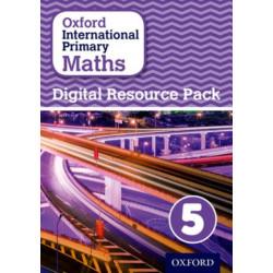 Oxford International Primary Maths: Digital Resource Pack 5