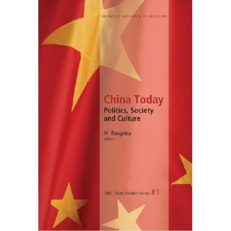 China Today: Politics, Society & Culture