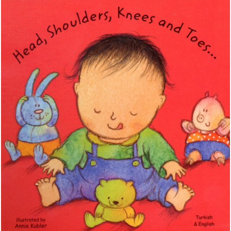 Head, Shoulders, Knees and Toes in Turkish and 'English