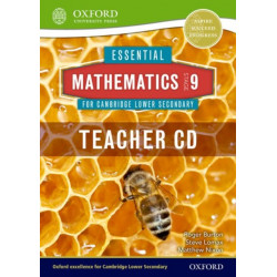 Essential Mathematics for Cambridge Lower Secondary Stage 9 Teacher CD-ROM
