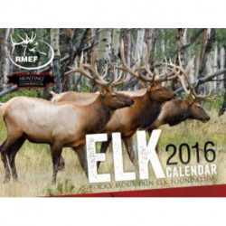 2016 Elk Calendar