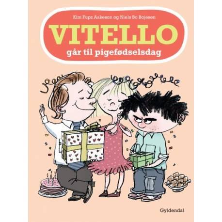 Vitello går til pigefødselsdag: Vitello -17