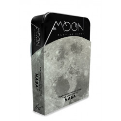 Moon Playing Cards: Featuring photos from the archives of NASA