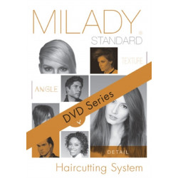 DVD Series for Milady Standard Haircutting System