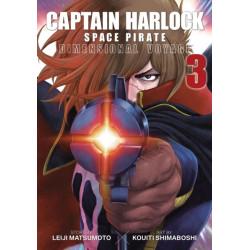 Captain Harlock: Dimensional Voyage Vol. 3