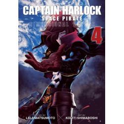 Captain Harlock: Dimensional Voyage Vol. 4