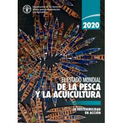 El estado mundial de la pesca y la acuicultura 2020: La sostenibilidad en accion