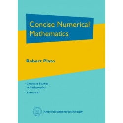 Concise Numerical Mathematics