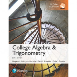 College Algebra and Trigonometry plus MyMathLab with Pearson eText, Global Edition