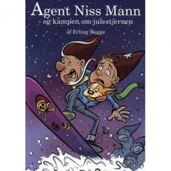 Agent Niss Mann - og kampen om julestjernen