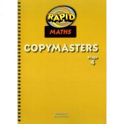 Rapid Maths: Stage 4 Photocopy Masters