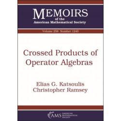 Crossed Products of Operator Algebras
