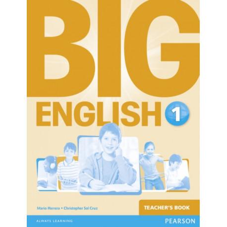Big English 1 Teacher's Book