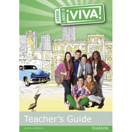 Viva! 3 Verde Teacher Guide
