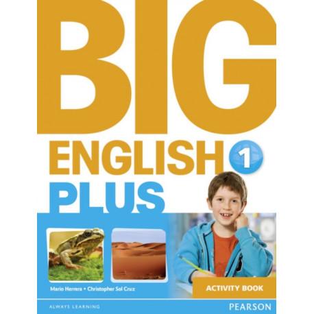 Big English Plus 1 Activity Book