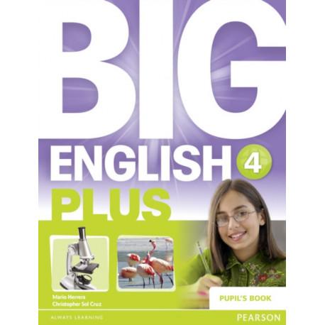 Big English Plus 4 Pupil's Book