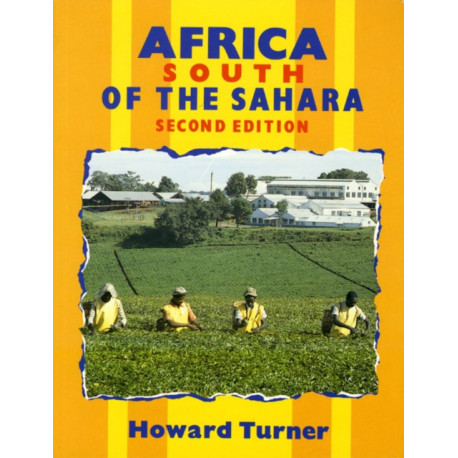 Africa South of the Sahara New Edition