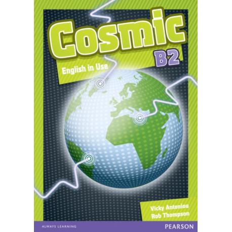 Cosmic B2 Use of English
