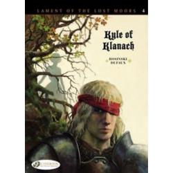 Lament of the Lost Moors Vol.4: Kyle of Klanach