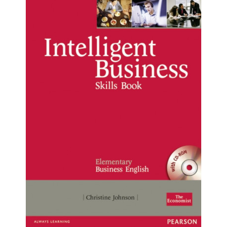 Intelligent Business Elementary Skills Book/CD-Rom Pack: Industrial Ecology