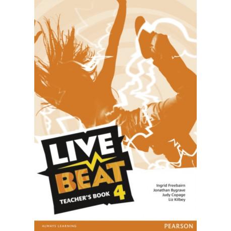 Live Beat 4 Teacher's Book