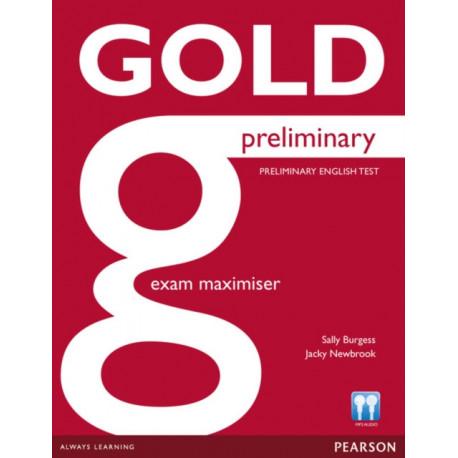 Gold Preliminary Maximiser without Key