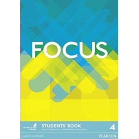 Focus BrE 4 Students' Book & Practice Tests Plus First Booklet Pack