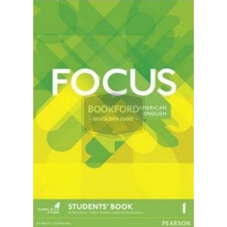 Focus BrE 1 Students' Book & Focus Practice Tests Plus Key Booklet Pack