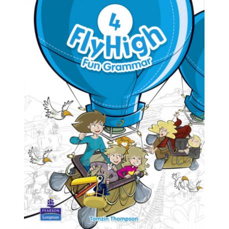 Fly High Level 4 Fun Grammar Pupils Book